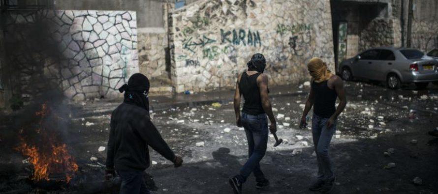 Նոր պատերազմի հայտարարում Երուսաղեմում