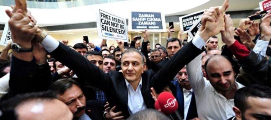 Թուրքիայում լրատվամիջոցների նկատմամբ բռնությունները սպառնում են ժողովրդավարությանը