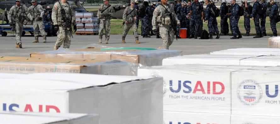 Ինչպես USAID-ի աճող կարիքը կարող է ոչնչացնել նրան