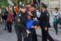Ադրբեջանի կաթվածահար անող հարձակումները քաղաքացիական հասարակության վրա (ՖՈՏՈ)