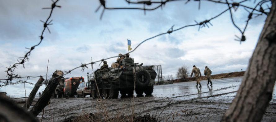 Ուկրաինայի Facebook-ի զինվորները