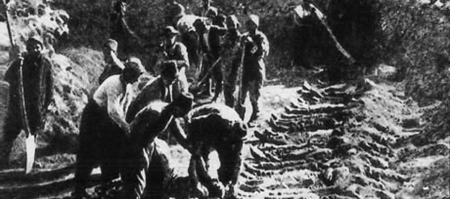 Հարյուր տարվա մենություն: Հայոց Ցեղասպանությունն ու 2015-ի էթնիկ զտումը
