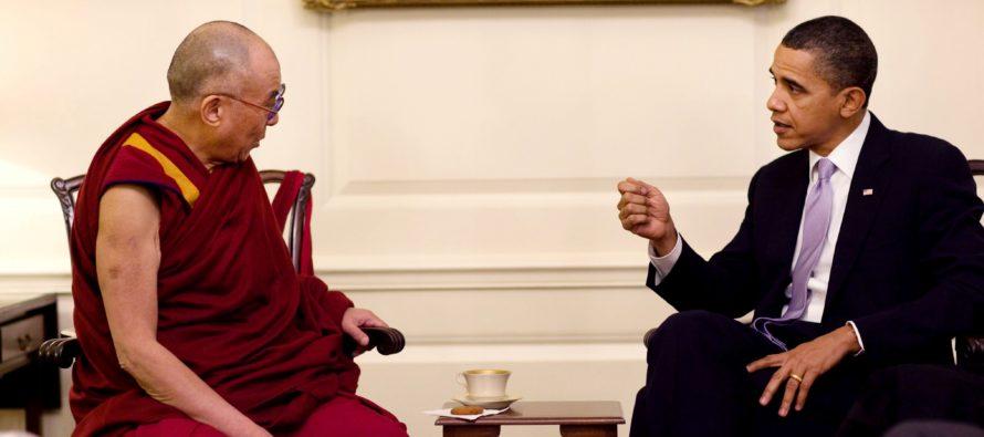 Բացառիկ. Դալայ Լաման և Բարաք Օբաման առաջին անգամ հանրության առջև դուրս կգան միասին