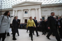 Մերկելի այցը Մեծ Բրիտանիա նոր շունչ է հաղորդում ԵՄ պառակտումից հետո