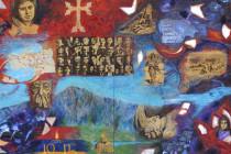 High Park-ի նկարչի գործը նվիրված է Հայոց Ցեղասպանության 100-ամյա տարելիցին
