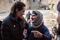 Անջելինա Ջոլին զգուշացնում է աշխարհին Սիրիայի հանցագործություններն անտեսելու վտանգի մասին