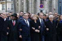 Փարիզյան երթին մասնակցող որոշ համաշխարհային առաջնորդների երկերեսանիությունը ազատ խոսքի հետ կապված