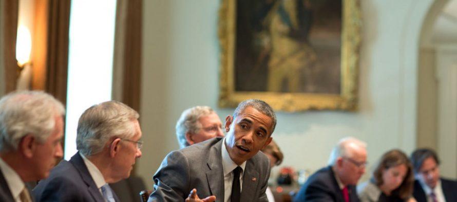 Ինչու  Օբաման հաջողության չի հասնում