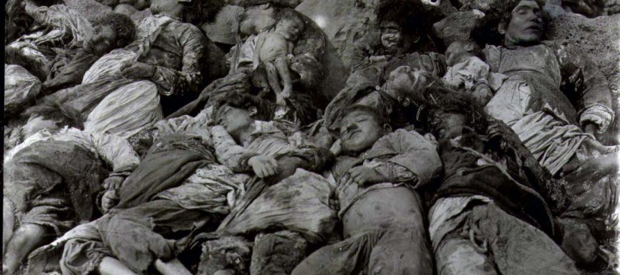 Հայոց Ցեղասպանության հետևում կանգնած երկրի ղեկավարը հայտարարել է, թե մուսուլմանները կոտորած երբեք չեն իրականացրել