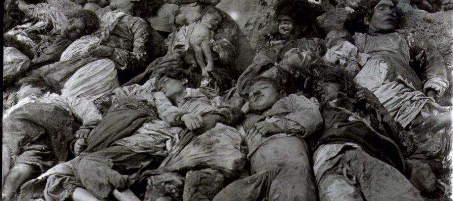 Հայոց Ցեղասպանության ժխտումը ուժի մեջ է