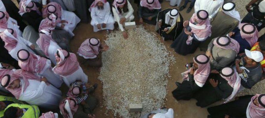 Ինչու են Սաուդյան Արաբիայի թագավոր Աբդալլահին անանուն գերեզմանում թաղում