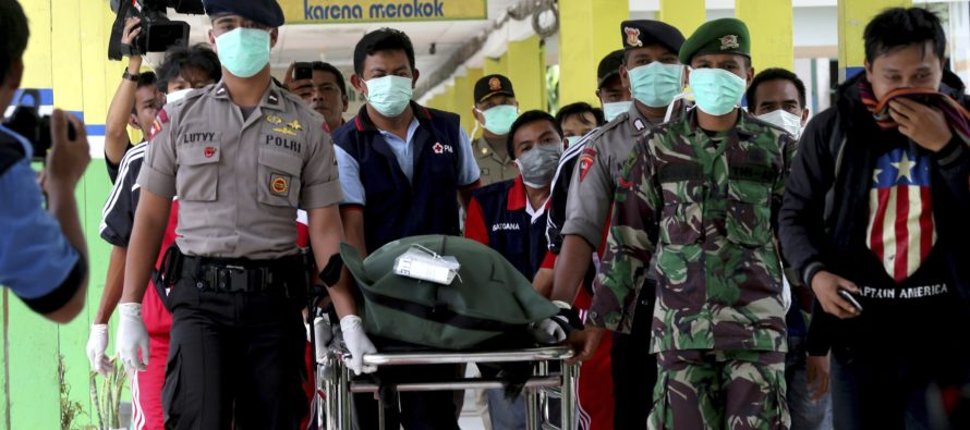 AirAsia ավիավթար. սև արկղի որոնման ընթացքում ազդանշաններ են ստացվել