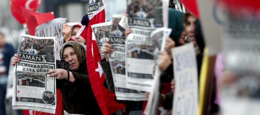 Ֆեթուլլահ Գյուլեն.Թուրքիայի քայքայվող ժողովրդավարությունը