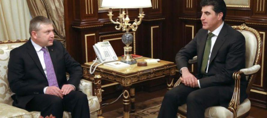 Հայաստանը գլխավոր հյուպատոսություն կբացի Քուրդիստանում