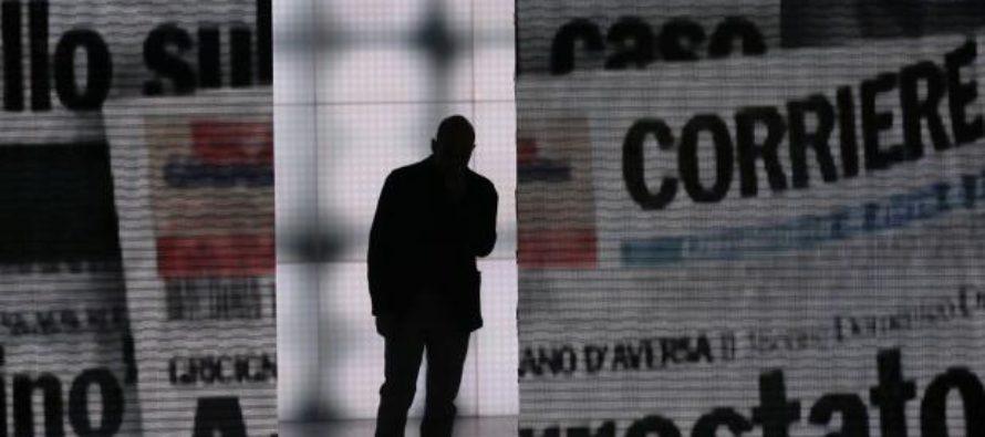 90-ականներից ի վեր իտալական մաֆիան բռնության տարբեր մակարդակներով սպառնում է լրագրողներին