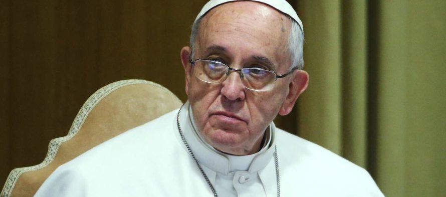 Արդյո՞ք Հռոմի պապ Ֆրանցիսկոսը չափազանց Քաղաքական է