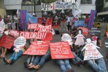 Բոլոր ճակատներում երեխաների իրավունքների վրա ավելացող հարձակումներ