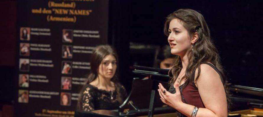 Հյուստոնի գրանդ օպերան, 2015-16 HGO Studio ծրագրի շրջանակներում, հայտարարում է յոթ նոր անդամների մասին
