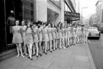 Կարճ շրջազգեստներ. Զարգացումը 60-ականներից մինչև մեր օրերը