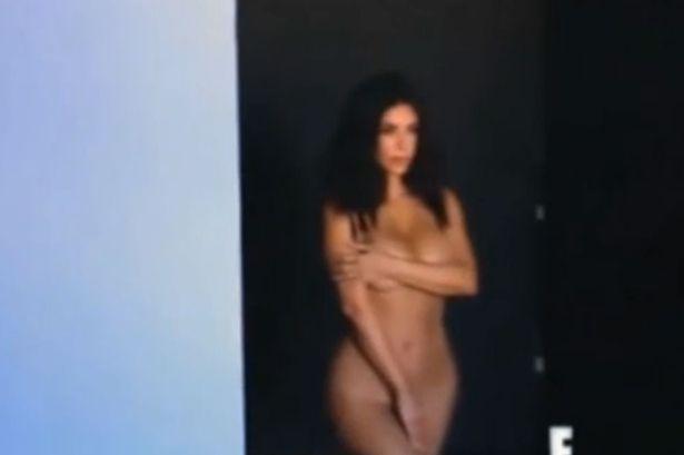 Kim-Kardashian-poses-NAKED-as-she-teases-Keeping-Up-With-The-Kardashians (1)