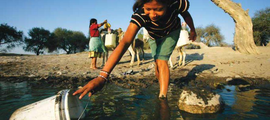 ՄԱԿ-ը զգուշացնում է. 2030-ին աշխարհը կարող է ջրի 40% պակաս ունենալ
