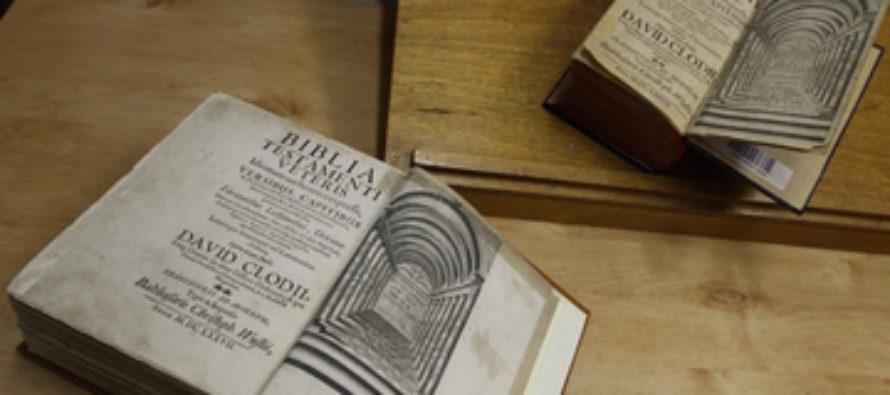 Հին Կտակարանի հազվադեպ օրինակը Իսրայելում վերամիավորվել է «Զույգի» հետ
