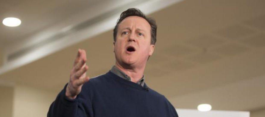 Մեծ Բրիտանիայի վարչապետ Քեմերոնը թիրախում է հեռուստատեսային բանավեճը մերժելու համար