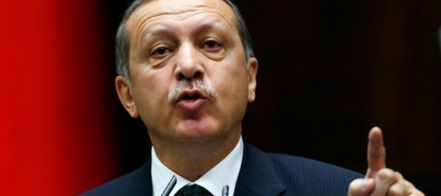 Թուրքական ոստիկանությունը դասասենյակից դուրս է բերել 13-ամյա երեխային Facebook-ում Էրդողանին վիրավորելու համար
