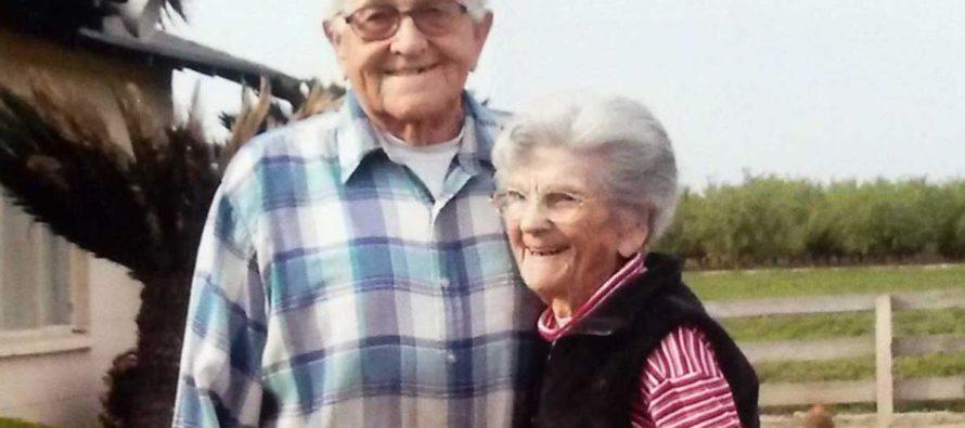 67 տարվա ամուսինները մահացել են միասին՝ ձեռք ձեռքի բռնած