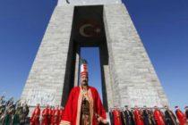 Թուրքիան և Հայաստանը հակամարտում են Առաջին աշխարհամարտի 100-ամյակին նվիրված միջոցառումներով