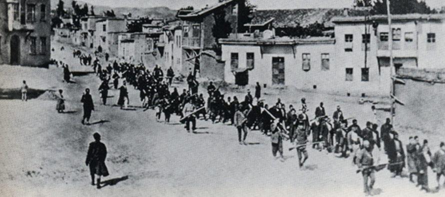 Մեկ դար անց Իսրայելը բարոյապես պարտավոր է ճանաչել Հայոց Ցեղասպանությունը