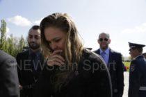 Ronda Rousey News. Ռոուսին հարգանքի տուրք է մատուցում  Հայաստանին Ցեղասպանության 100-ամյա տարելիցի կապակցությամբ