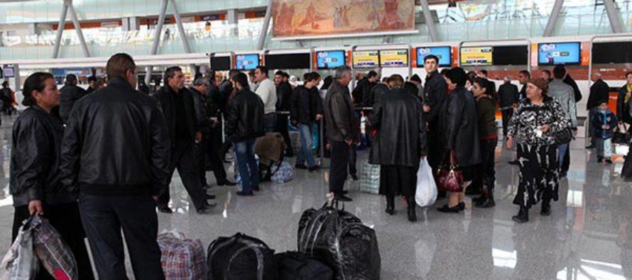 Հայաստան. Ռուսաստանում աշխատանք է փնտրում իր բոլոր լծակներով