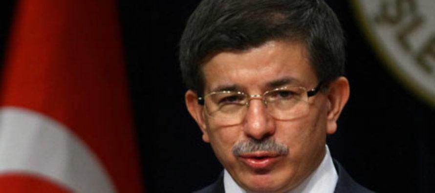 Թուրքիայի վարչապետն ասում է, որ  Հայոց Ցեղասպանության նկատմամբ Եվրոպայի դիրքորոշումը ռասիզմի արտահայտում է