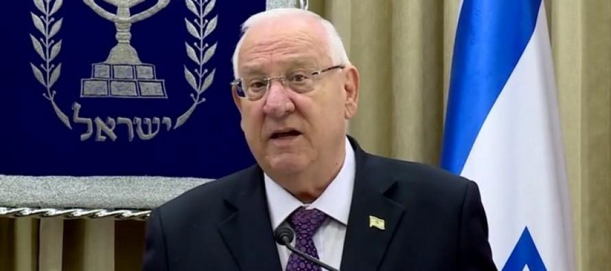 Իսրայելի նախագահը ողջունել է Հայոց Ցեղասպանության վերաբերյալ Ֆրանցիսկոս Պապի հայտարարությունները