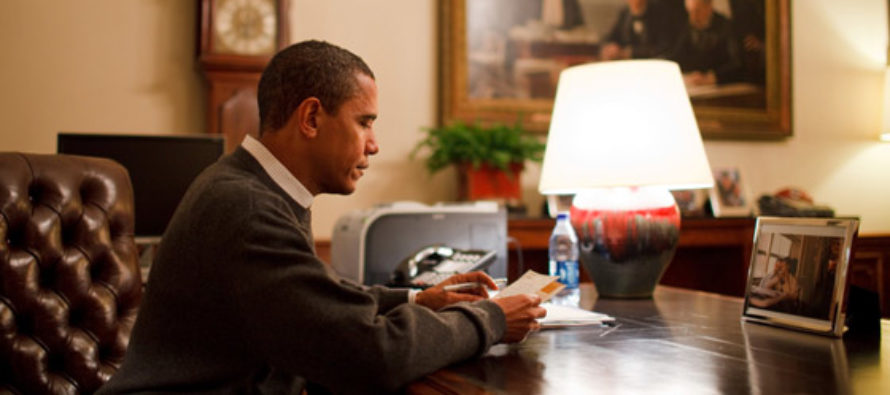 Բաց նամակ նախագահ Օբամային. Կամ արդյո՞ք ճիշտ էր Հիտլերը