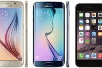 iPhone 6-ը ջախջախեց Galaxy S6-ին, երբ Apple-ը սկսեց իր հակահարձակումը