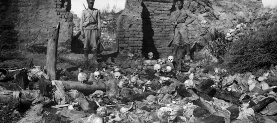 Պիտեր Բալաքյան. Թուրքիան պետք է վերջ տա ցեղասպանության իր 100-ամյա ժխտմանը