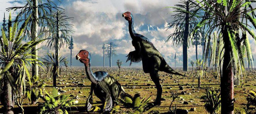 «Ռոմեո և Ջուլիետ» դինոզավրերին գտել են միասին թաղված