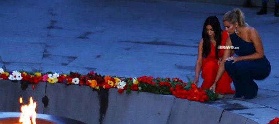 Քիմ Քարդաշյանի` Հայոց Ցեղասպանության ոգեկոչումը հզոր էր և օգտակար