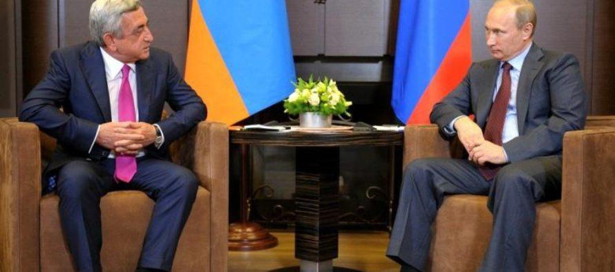 Ինչո՞ւ են դաշնակիցները  Հայաստանին միայնակ թողել