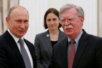 Անտեսելով ռուսական մտահոգությունը՝ Բոլթոնն ասում է, որ միջուկային զենքի պայմանագիրը փրկելու ոչ մի միջոց չկա