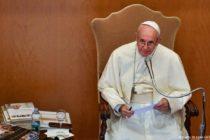 Հռոմի Ֆրանցիսկոս Պապ. Պոպուլիզմը դեպի Հիտլեր տանող ճանապարհն է