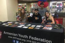 Հայաստանի երիտասարդական ֆեդերացիան հանդիպեց Փասադենայում, ուր պատվիրակները խոստացան գտնել նորարարական միջոցներ` տեղի ամերիկահայ համայնքին ավելի լավ ծառայելու համար