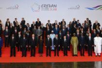 Ֆրանկոֆոն երկրների առաջնորդները հավաքվել են շարժմանը ոչ այնքան բնորոշ երկրում՝ Հայաստանում, որտեղ անցկացվում է Ֆրանկոֆոնիայի գագաթաժողովին