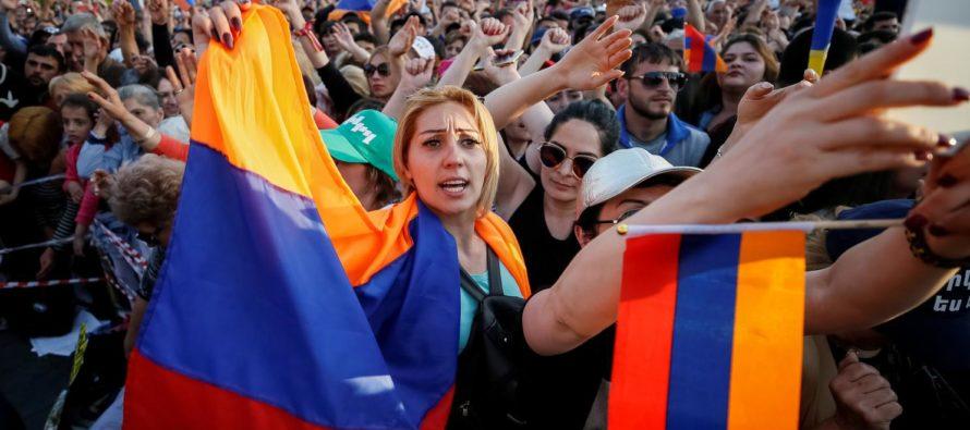 Ինչո՞ւ Հայաստանում տեղի ունեցող իրադարձությունները պետք է անհանգստացնեն Արևմուտքին