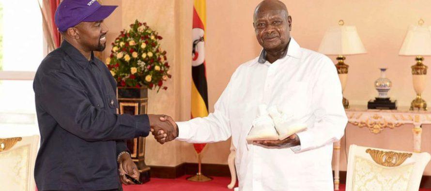 Քանյե Ուեսթի հանդիպումը Ուգանդայի նախագահի հետ «բարոյական չէր»՝ ասել է ընդդիմության լիդերը