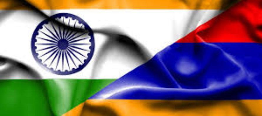 Հնդկաստանը Հայաստանի հետ ունի 2000 տարվա հարաբերությունների պատմություն