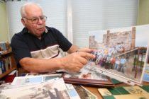 82-ամյա Թաքեսյանը երջանիկ է, երբ մասնակցում է բարեգործական առաքելություններին