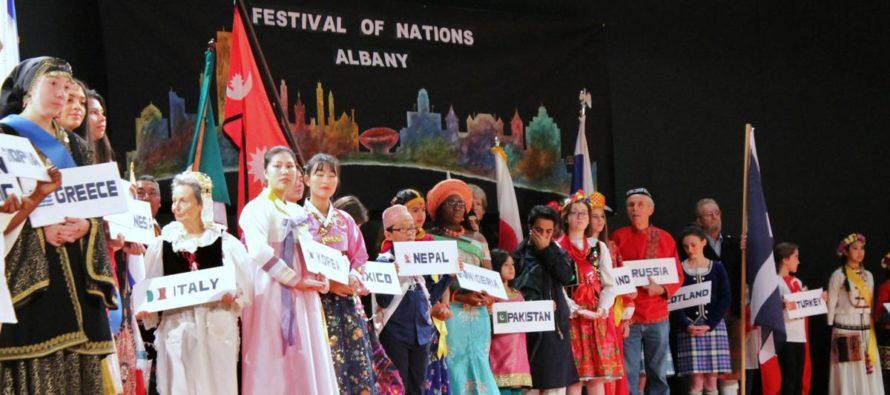 Ազգերի ամենամյա 47-րդ փառատոնը նշում է մշակութային բազմազանությունը